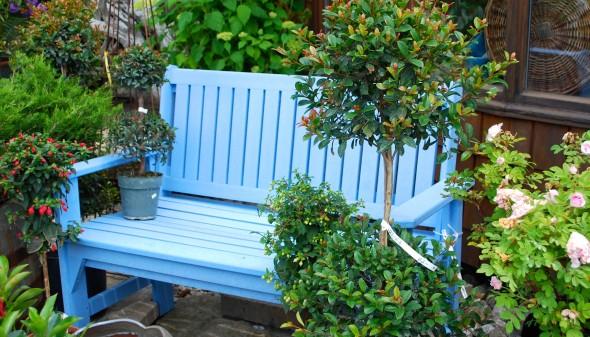 Un classique la chaise adirondack centre de jardin boutique cadeau p pini re - Chaise adirondack plastique recycle costco ...