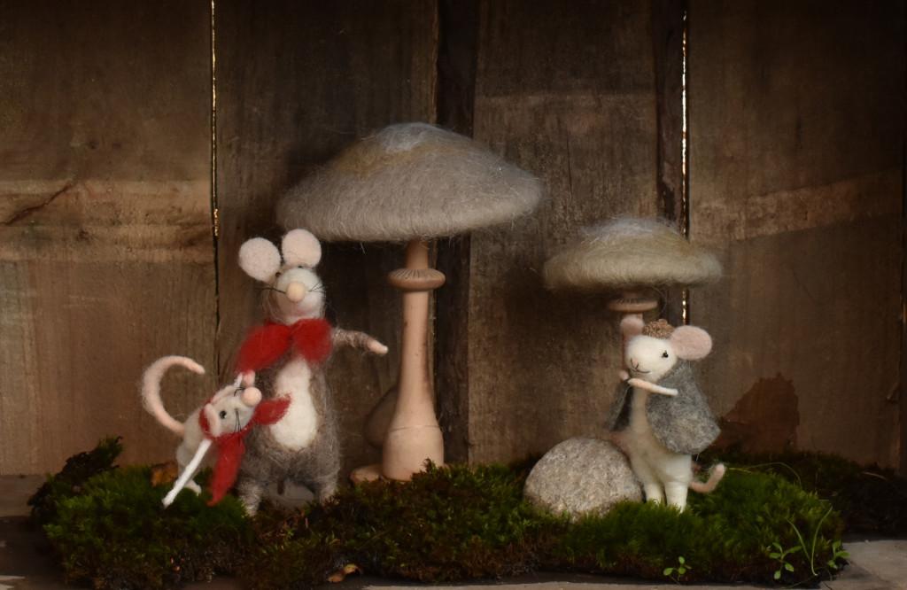Petites souris!