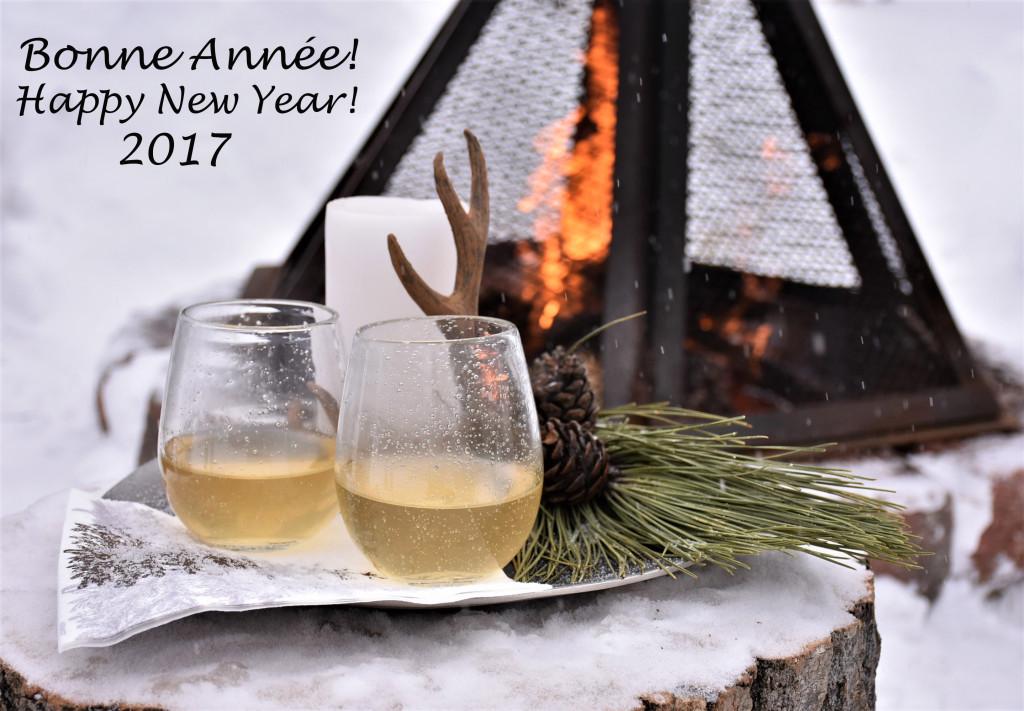 Bonne année facebook