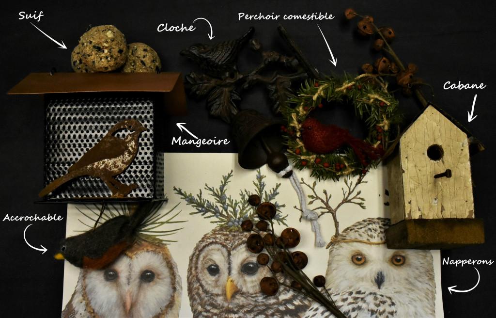 Cadeau amateur d'oiseaux final bf