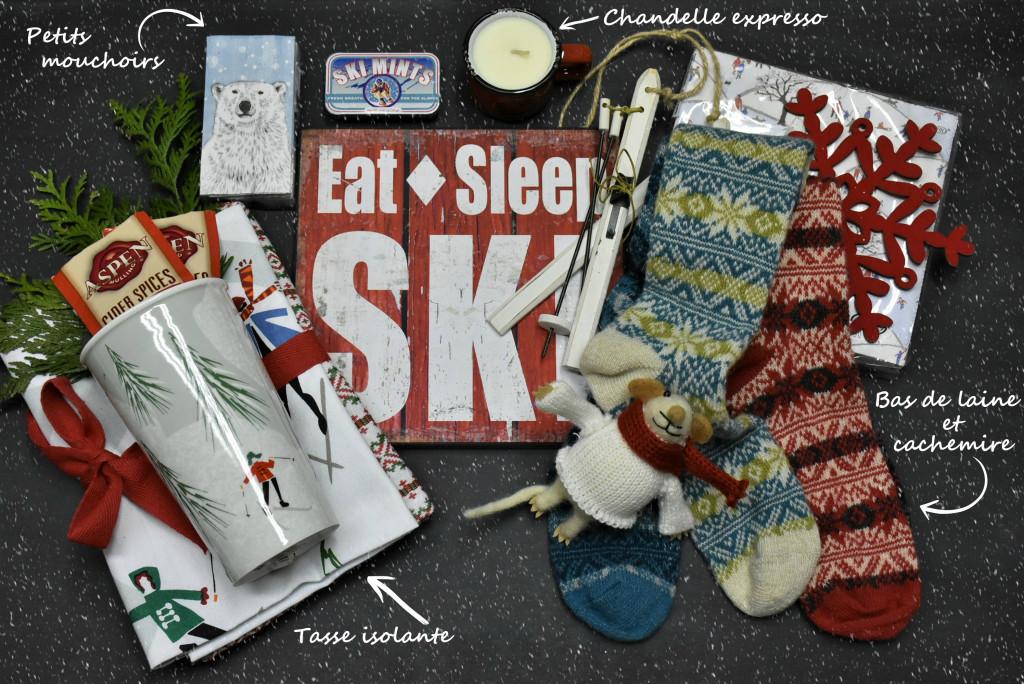 Cadeau du Skieur/Sportif